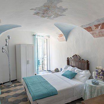 B&B Dolceacqua - camera da letto