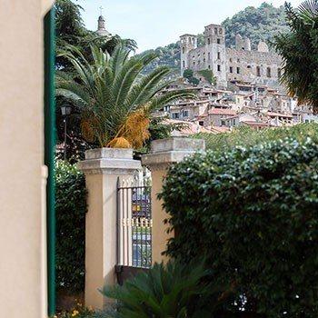Ferienwohnung Dolceacqua - castello