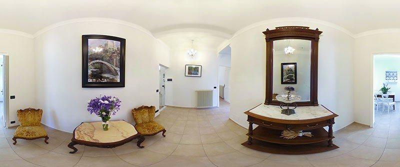 Holiday apartment Dolceacqua - ingresso 360