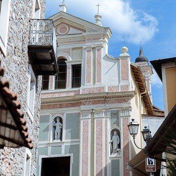 Bed & Breakfast Dolceacqua - Chiesa