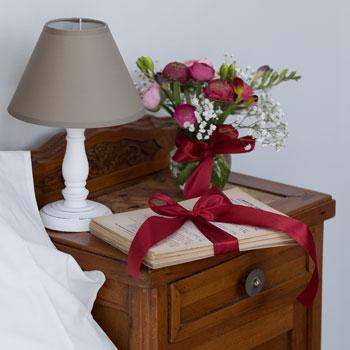 Casa vacanze Dolceacqua - camera da letto