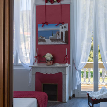 Casa vacanze Dolceacqua - balcone